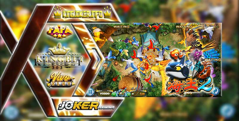 Game Tembak Ikan Joker123 Jenius Pasti WIN